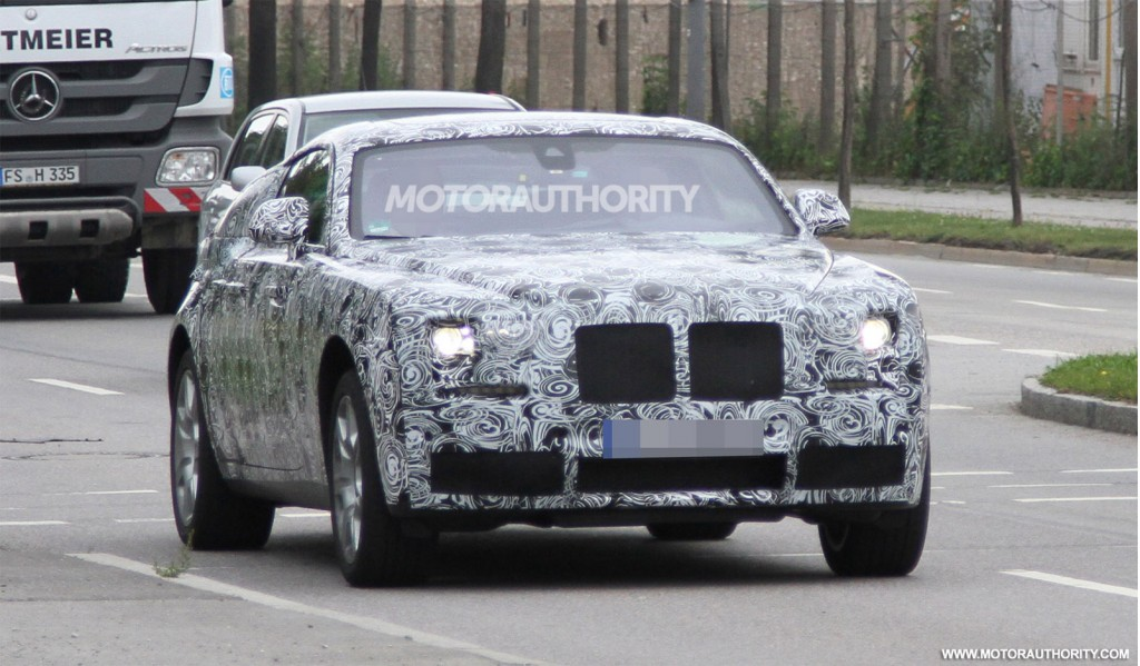 Rolls-Royce Ghost Coup�
